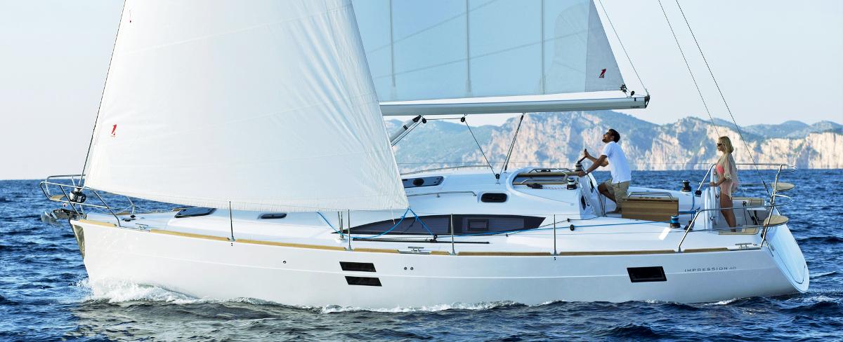 Att köpa ny segelbåt i Kroatien i form av en fabriksny Elan Impression 40 i Yachting Center Biograd Charter Management program kan vara ditt livs bästa investering