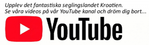 Upplev det fantastiska seglingslandet Kroatien genom Marintjänst Youtube kanal!